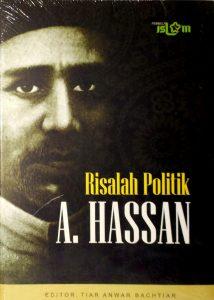 Risalah Politik A Hassan